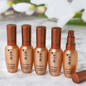 SULWHASOO Capsulized Ginseng Fortifying Serum 8ml เซรั่มโซลวาซู