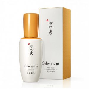 SULWHASOO First Care Activating Serum 60ml เซรั่มโซลวาซู