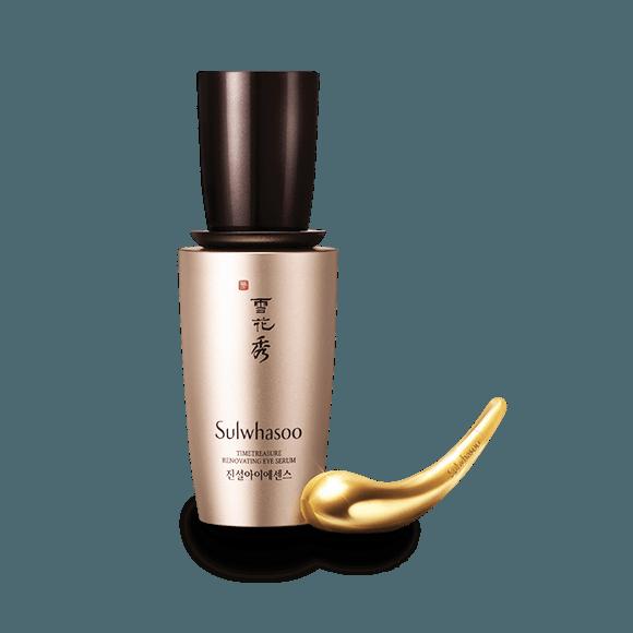 SULWHASOO - Timetreasure Renovating Eye Serum 3ml