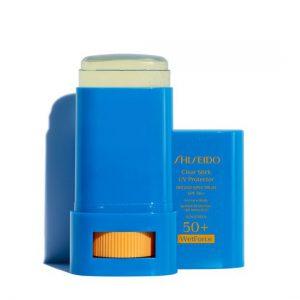 ครีมกันแดด Shiseido Clear Stick UV Protector SPF50+ PA++++ 15g.