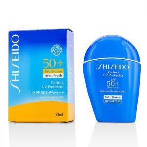 ครีมกันแดด Shiseido Perfect UV Protector SPF50+ PA++++ 50ml Hydro Fresh