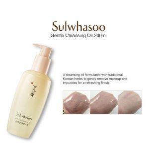 Sulwhasoo – Gentle Cleansing oil EX 50ml