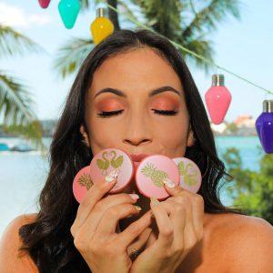 Tarte – Flushed & Fabulous Deluxe Amazonian Blush 4pc