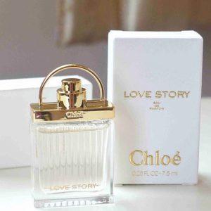 น้ำหอม โคลเอ้ Chloe Love Story EDP 7.5ml mini