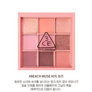 3CE Multi Eye Color Palette สี Beach Muse