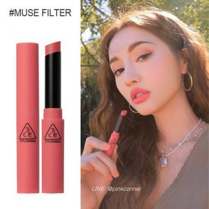 3CE Slim Velvet Lip Color สี Muse Filter