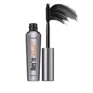 Benefit – mascara they're real