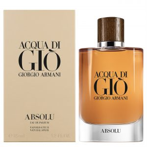 น้ำหอม Armani Acqua Absolu for men EDP 75ml