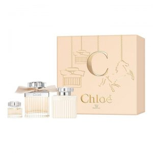CHLOE SIGNATURE EDP 75 ML + Mini + B/L Gift Set
