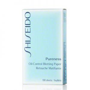 Shiseido – Pureness Oil-Control Blotting Paper 100 sheets