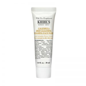 Kiehl's Calendula cleanser 30ml โฟมล้างหน้าคีลส์