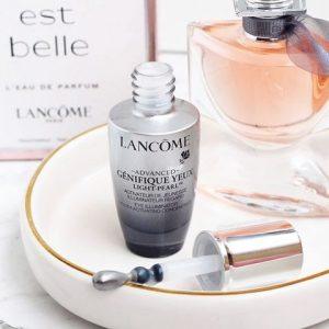Lancome Genifique Light Pearl Eye Concentrate 20ml เซรั่มบำรุงรอบดวงตาลังโคม