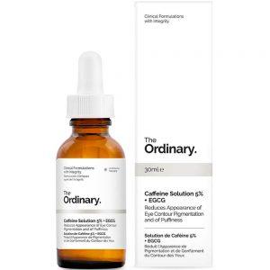 The Ordinary Caffeine Solution 5% EGCG Reduces Appearance of Eye Contour 30ml เซรั่มบำรุงรอบดวงตา ดิออดินารี่