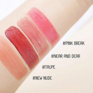 3CE Velvet Lip Tint สี Near and Dear ลิปเนื้อเวลเวตแมท