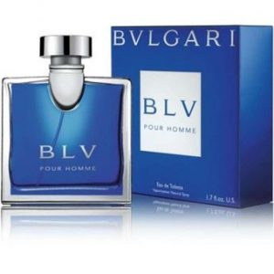 BVLGARI BLV Pour Homme EDT 50ml น้ำหอมบุลการี