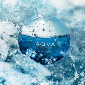 Bvlgari AQVA Pour Homme Atlantiqve EDT 50ml น้ำหอมบุลการี