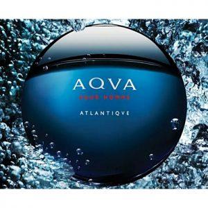 Bvlgari AQVA Pour Homme Atlantiqve EDT 100ml น้ำหอมบุลการี
