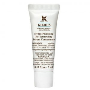 Kiehl's Hydro-Plumping Re-Texturizing Serum 5ml เซรั่มคีลส์