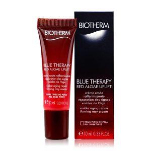Biotherm Blue Therapy Red Algae Cream 10ml มอยเจอร์ไรเซอร์ ไบโอเธิร์ม