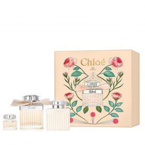 CHLOE SIGNATURE EDP 75 ML + Mini + B/L Gift Set น้ำหอมโคลเอ้