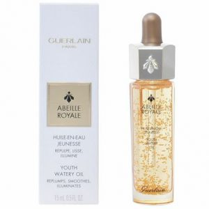 GUERLAIN Abeille Royale Youth Watery Oil 15ml เซรั่มเกอร์แลง