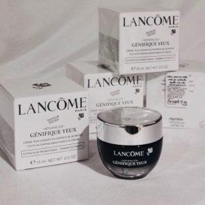 Lancome Genifique Youth Activating Eye Cream 15ml ครีมบำรุงรอบดวงตาลังโคม  กล่องเทสเตอร์
