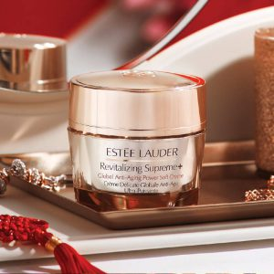 Estee Lauder Revitalizing Supreme Global Anti-Aging Powe Soft Cream 75ml บำรุงผิวเอสเต้