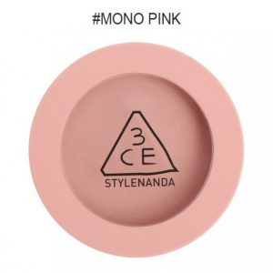 3CE Mood Recipe Face Blush สีMono Pink บลัชออน
