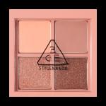 3CE Mini Multi Eye Color Palette สีSide by Side พาเลทอายแชโดว์