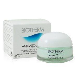 Biotherm Aquasource gel 15 ml บำรุงผิวไบโอเธิม
