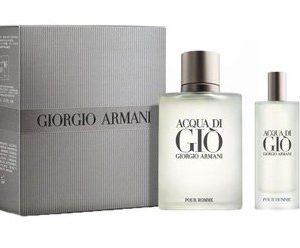 Armani Aqua Men EDT 100ml DUO Gift Set น้ำหอมอามานี่