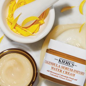Kiehl's Calendula Serum Infused Water Cream 50ml บำรุงผิวคีลส์