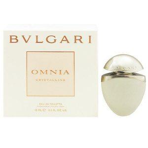 BVLGARI Omnia Crystalline EDT 15ml น้ำหอมบุลการี