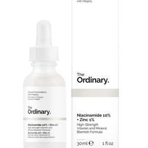 The Ordinary Niacinamide 10%+ Zinc 1% 30ml เซรั่มบำรุงผิวดิออดินารี่
