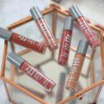 The Balm Meet Matte Lip Set #Nude เซ็ทลิป