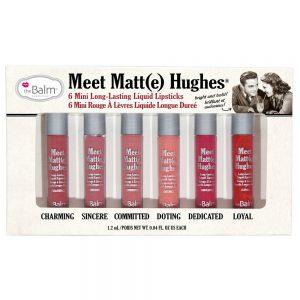 The Balm Meet Matte Lip Set เซ็ทลิป