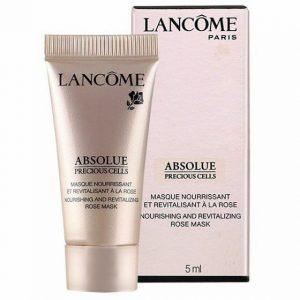 Lancome Absolue Precious Cells Night Mask 3 ml มาส์กหน้าลังโคม