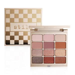 Stila Matte AND' Metal Eyeshadow Palette พาเลทอายแชโดว์สติล่า S